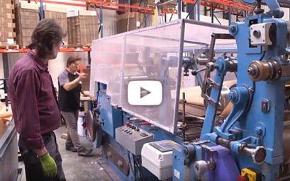 clayrton's fabricant emballage floral roubaix innovation housse papier fleuriste