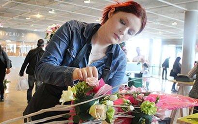 clayrtons academy concours emballage apprenti fleuriste finale2019 FlorEvent