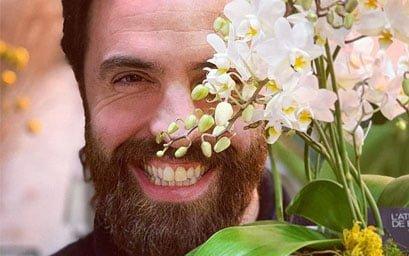 clayrton's journée mondiale environnement label fleuriste écologie Brice Nicoleau
